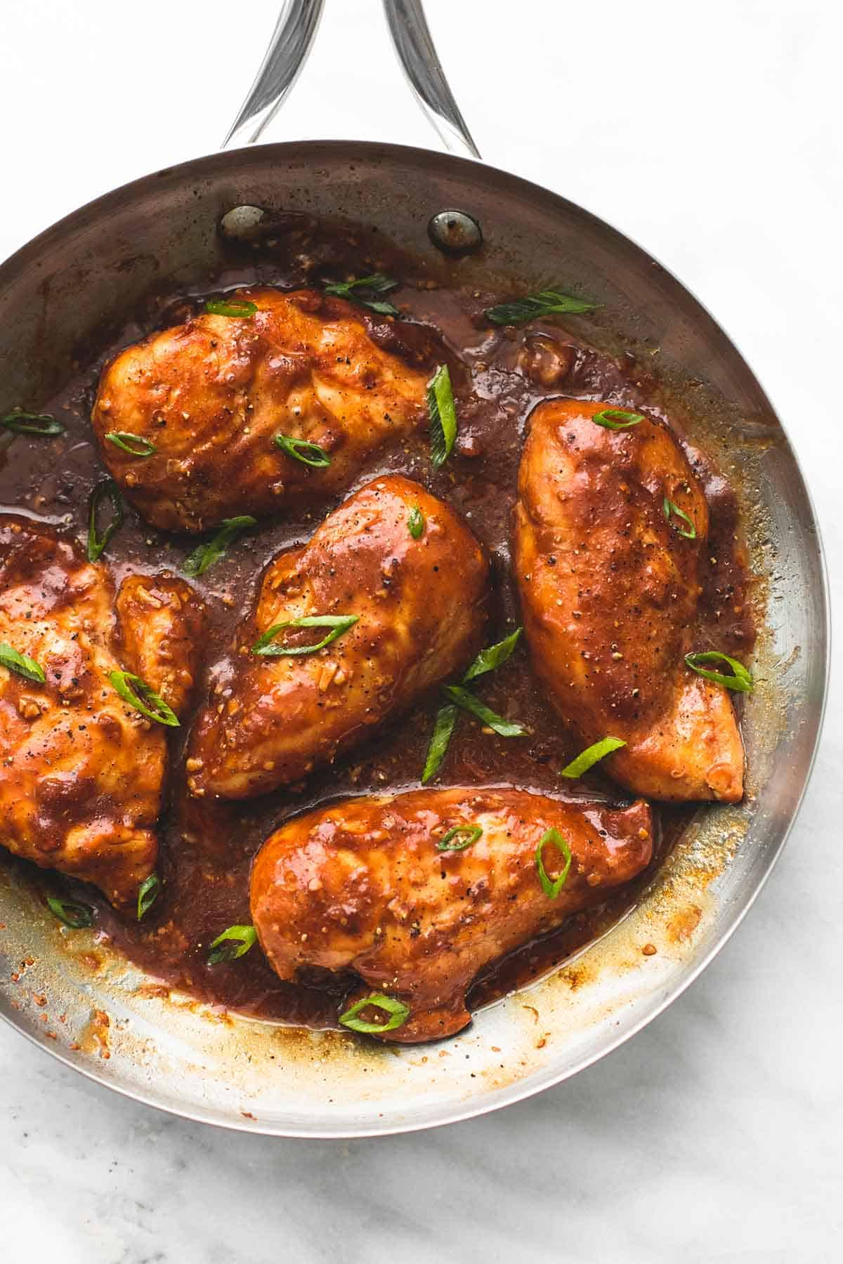 Filipino Style Chicken Adobo | lecremedelacrumb.com