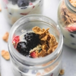 Berry Crunch Overnight Oats