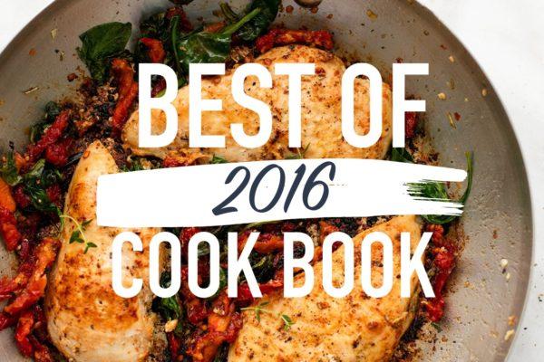 Best of 2016 eCookBook