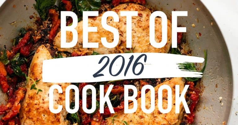 Best of 2016 eCookBook
