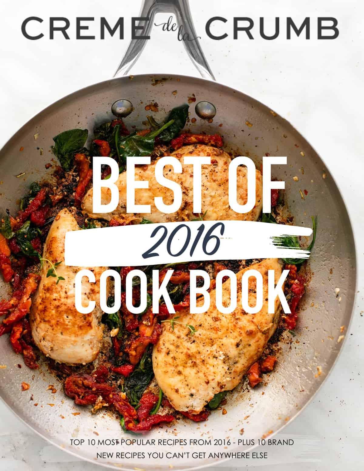 2016 Best of Creme de la Crumb eCookBook