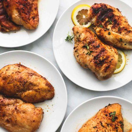 BEST Easy 5 Ingredient Chicken Marinades