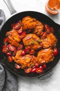 Catalina Chicken | lecremedelacrumb.com