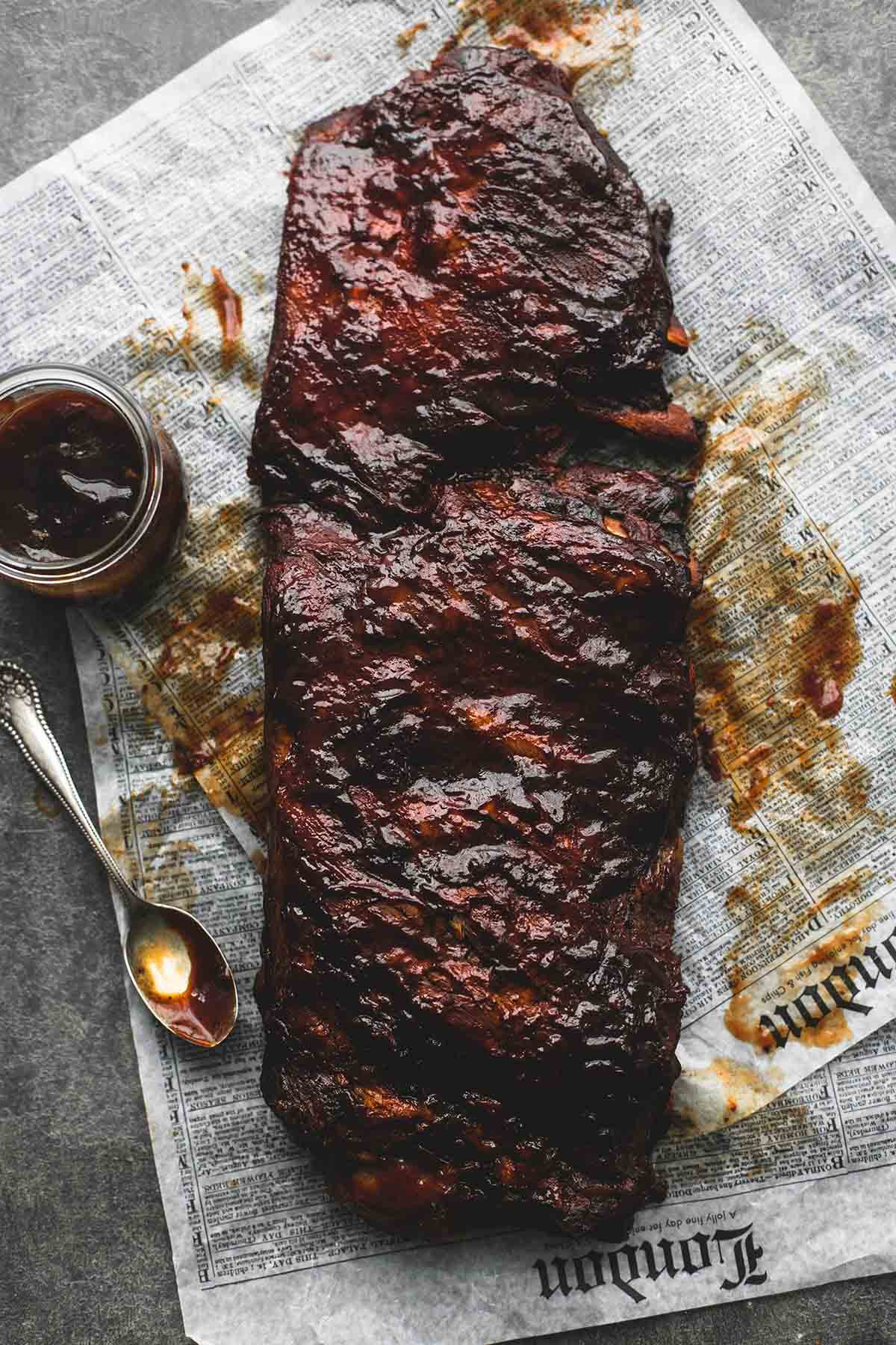 how to slow cook ribs in slow cooker