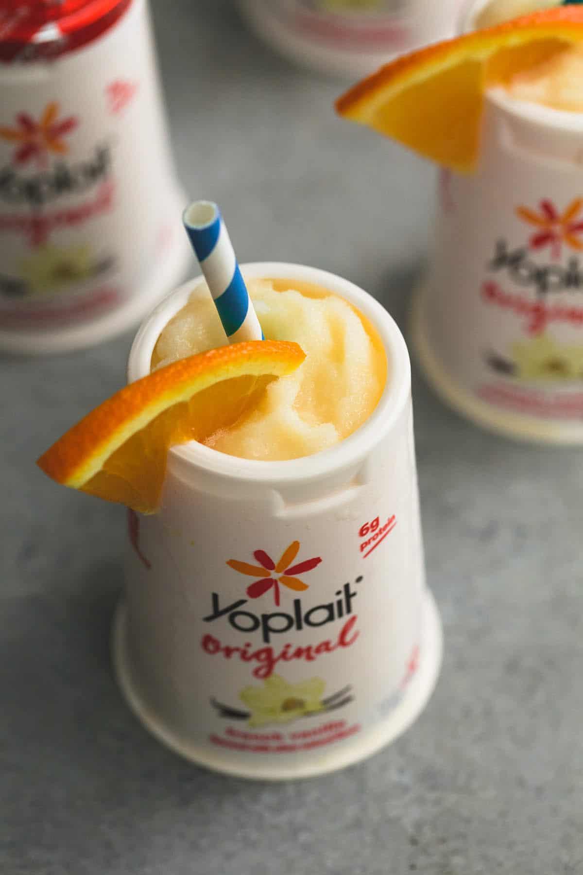 3 Ingredient Orange Julius | lecremedelacrumb.com