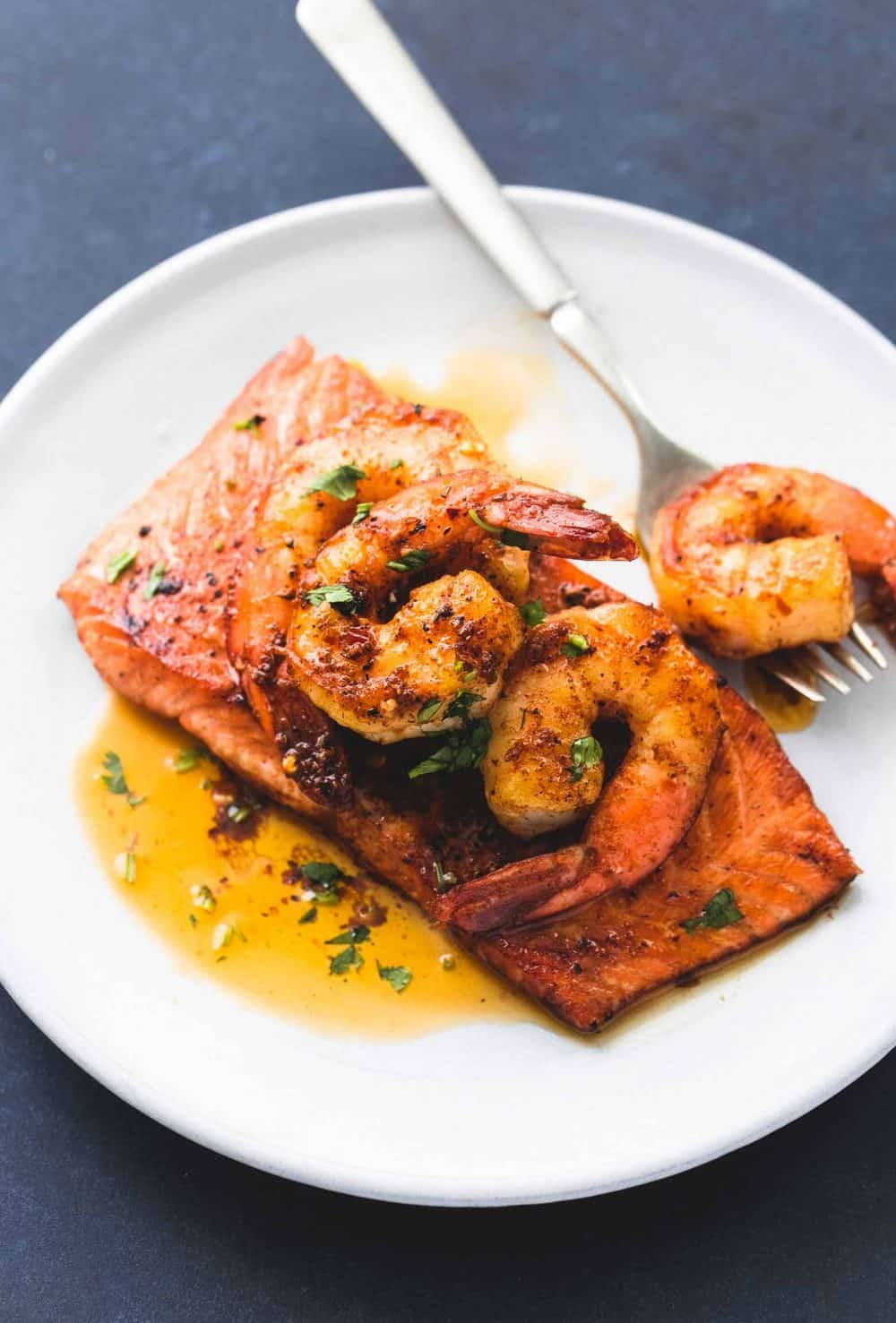 Salmon New Orleans   lecremedelacrumb.com