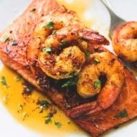 Salmon New Orleans | lecremedelacrumb.com