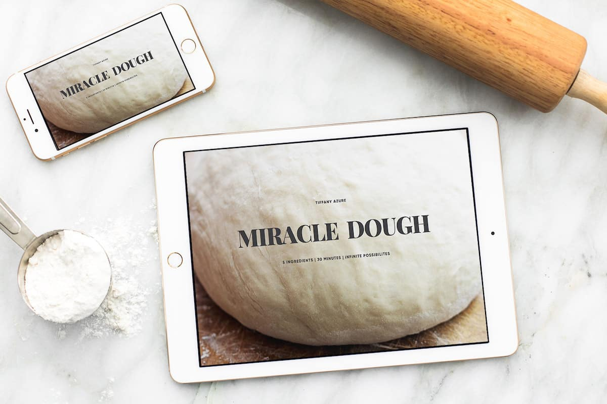 Miracle Dough Cookbook