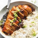 Best Ever Baked Teriyaki Chicken | lecremedelacrumb.com
