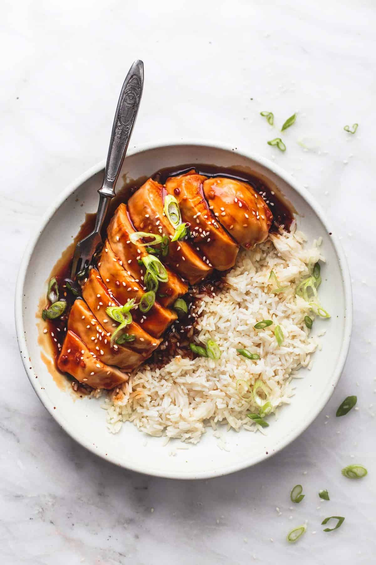 Best Ever Baked Teriyaki Chicken Creme De La Crumb
