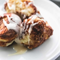 Cinnamon Swirl Monkey Bread | lecremedelacrumb.com