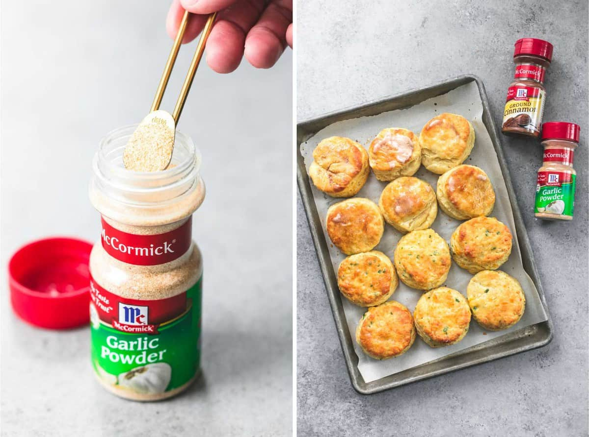 Perfectly Flaky Buttermilk Biscuits (Two Ways) | lecremedelacrumb.com