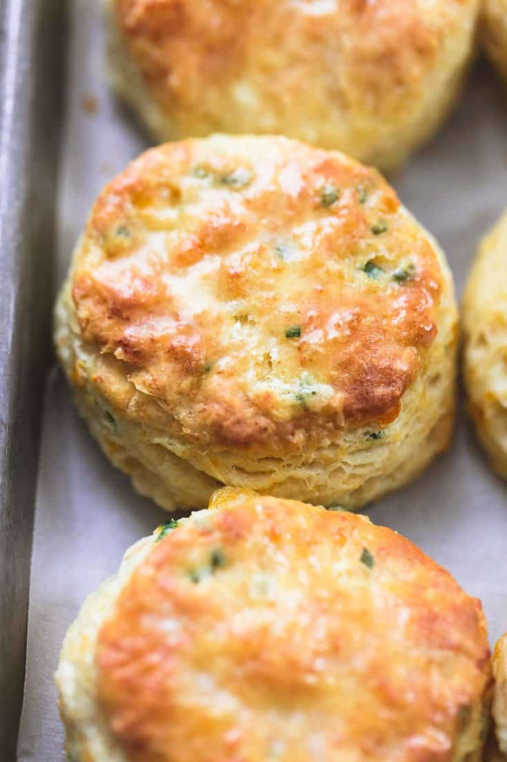 Perfectly Flaky Buttermilk Biscuits (Two Ways)