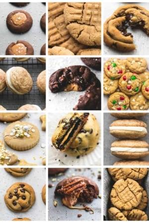 The Best Cookie Exchange recipes 2018   lecremedelacrumb.com