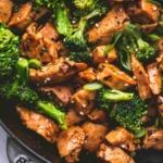 Easy Chicken and Broccoli Stir Fry recipe   lecremedealcrumb.com