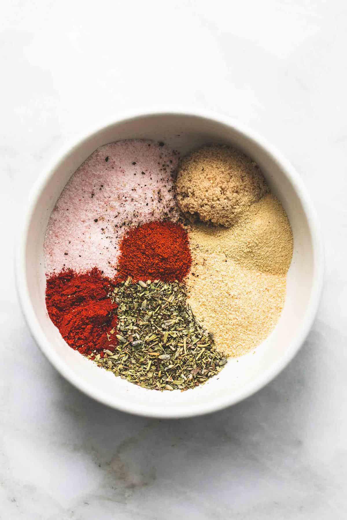 Simple Grilled Chicken Dry Rub easy tasty recipe | lecremedelacrumb.com