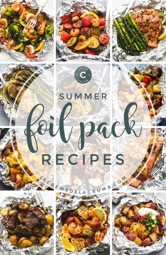 Foil Pack Recipes